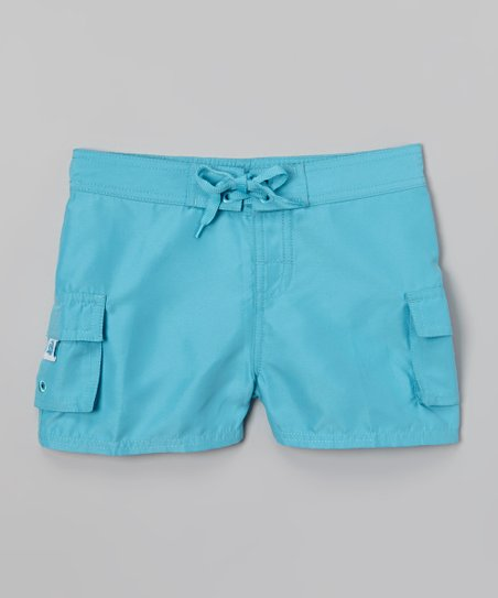Azure Carla Boardshorts - Girls