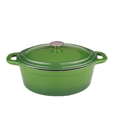 Green Cast Iron Neo 8-Qt. Casserole Dish & Lid