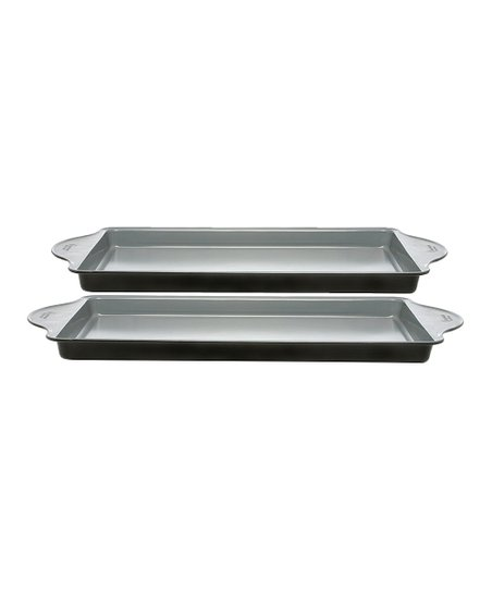 Two-Piece Cookie Sheet Set