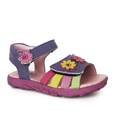 Dark Lilac Molly Sandal