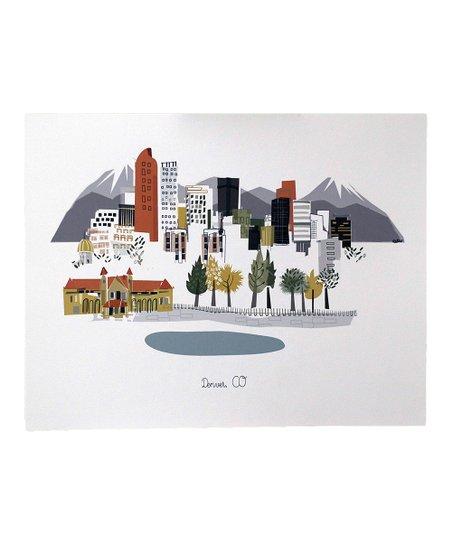 Denver City Print