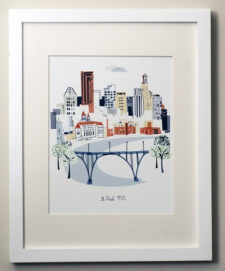 St. Paul City Print