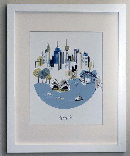 Sydney City Print