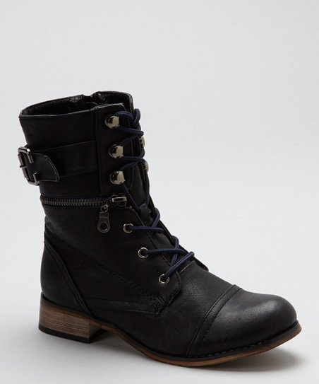 Black Cowgirl 11 Boot