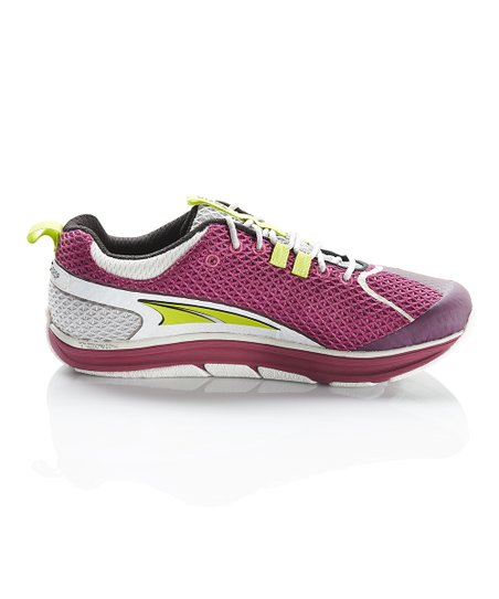 Fuchsia & Gray Torin Running Shoe - Women