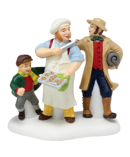 Baking Cookies Figurine