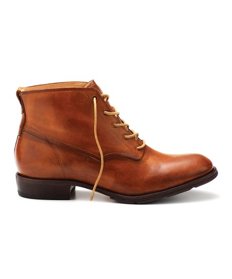 Dark Tan Lucille Chukka Boot