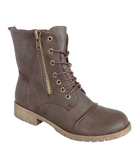Dark Brown Sotila Boot