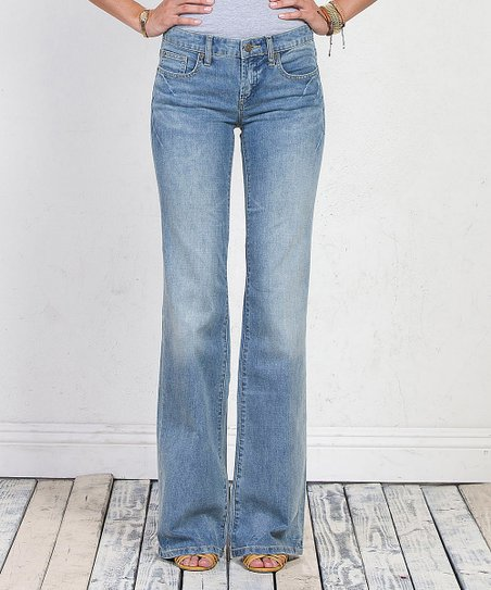 Monaco Lila Belle Flare Jeans