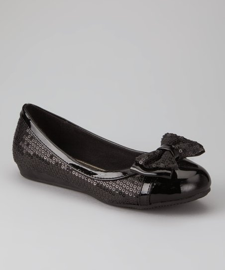 Black Cassidy Ballet Flat