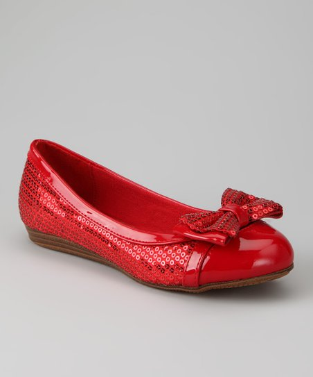 Red Cassidy Ballet Flat