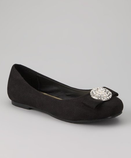 Black Gaby Ballet Flat