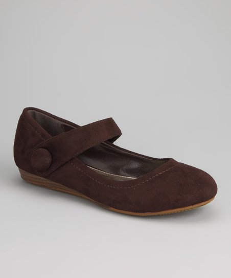 Brown Pierry Flat