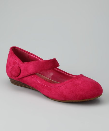Fuchsia Pierry Flat