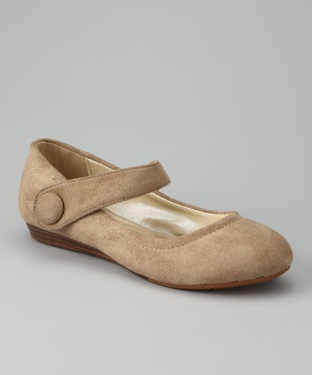 Taupe Pierry Flat