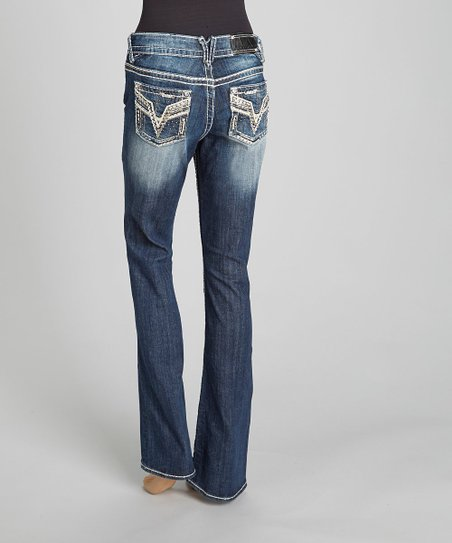 Medium Wash Chelsea Bootcut Jeans - Women & Plus