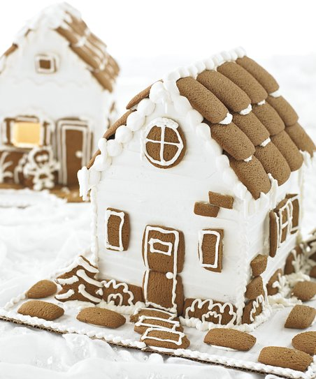 Gingerbread Cookie House Kit