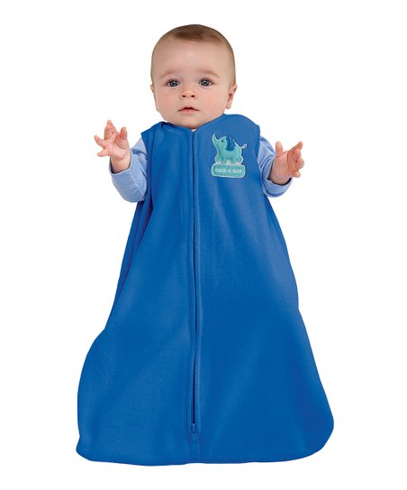 Bright Blue Elephant SleepSack