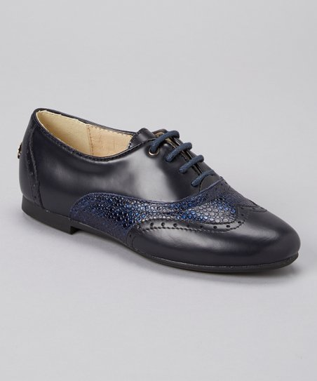 Navy Oil Louis Oxford
