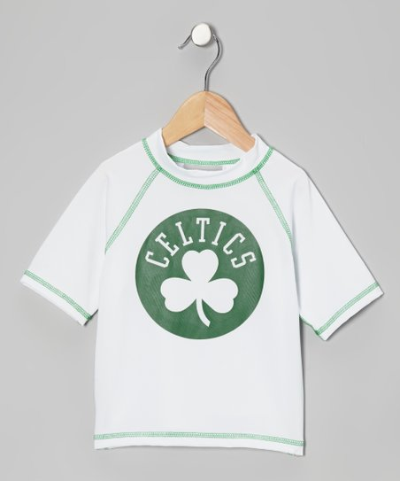 Boston Celtics Rashguard - Kids