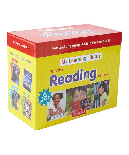 My Learning Library Readers Box Hardcover