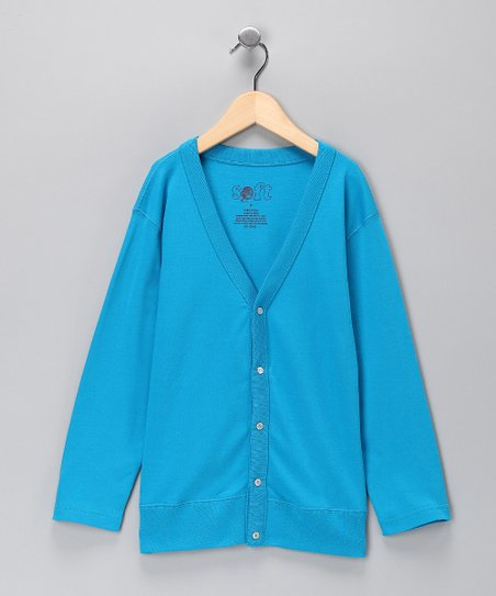 Blue Danube Library Cardigan - Toddler & Boys