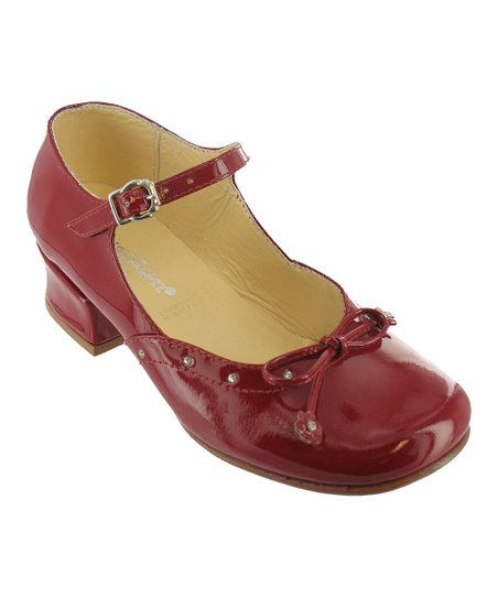 Red Patent Branice Dress Shoe