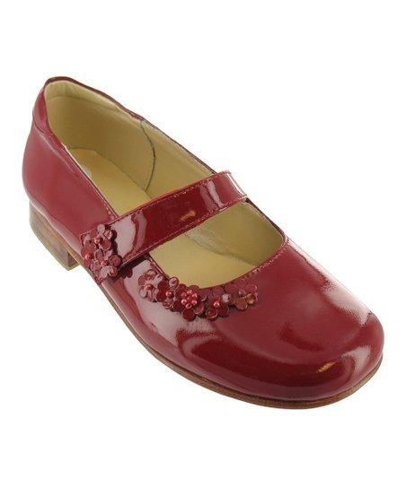 Red Patent Darlene Mary Jane