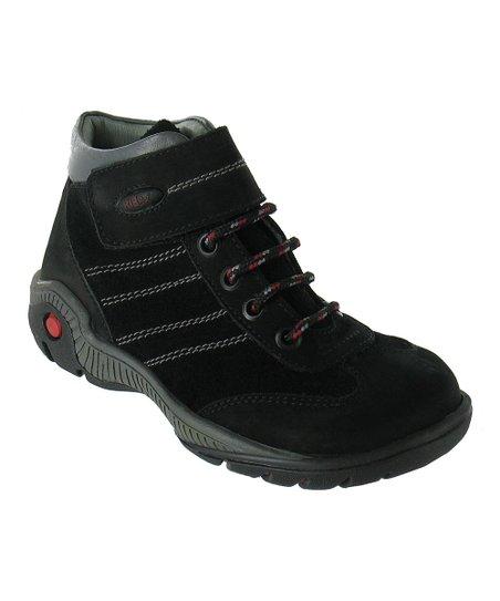 Black Pierce Sneaker