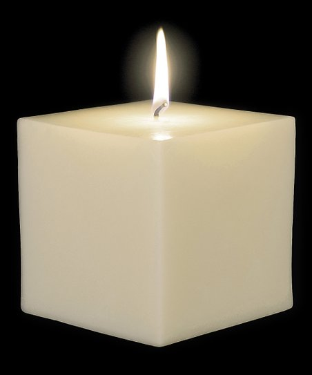 Crystal Quad Candle