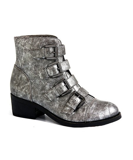 Pewter Bobbi Boot