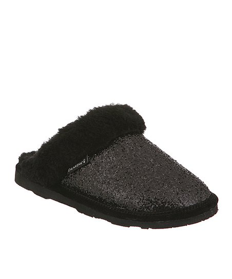 Black Laney Slipper - Women