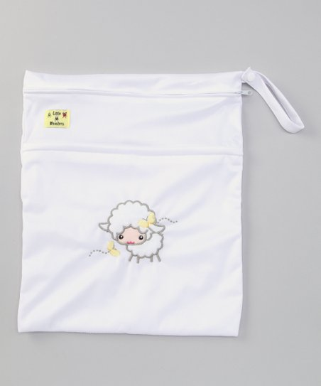 White Sheep Wet Bag