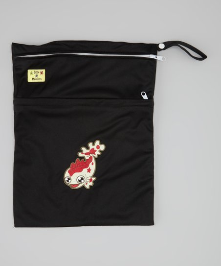 Black Koi Wet Bag