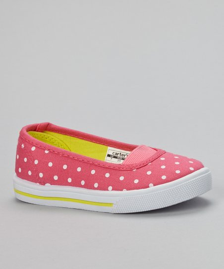 Fuchsia Crissi Slip-On Shoe