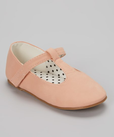 Nude Lovely T-Strap Shoe