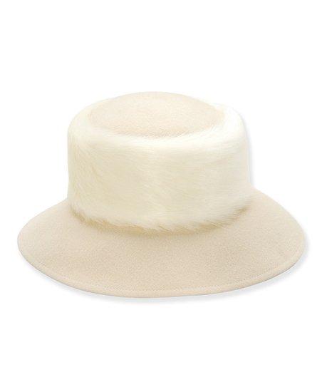 Pecan Ennis Wool Bucket Hat