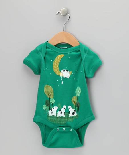 Kelly Green Fail Bodysuit - Infant