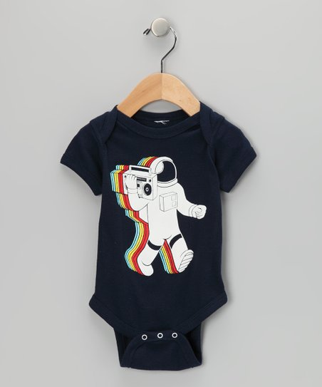 Navy Funkalicious Bodysuit - Infant