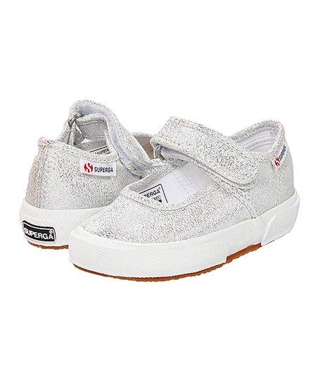 Silver Lamej Mary Jane Sneaker