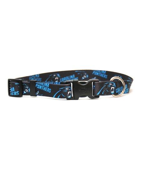 Carolina Panthers Ribbon Collar