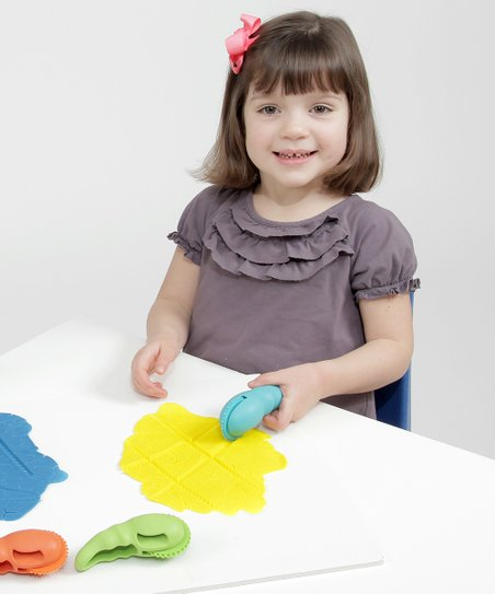 Easy Grip Mini Modeling Wheel Set