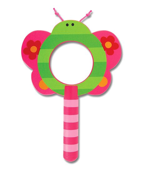 Butterfly Critter Spotter Magnifying Glass