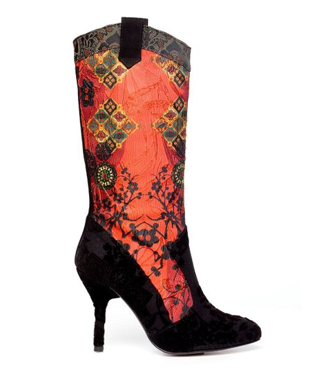 Rojo Abril Boot
