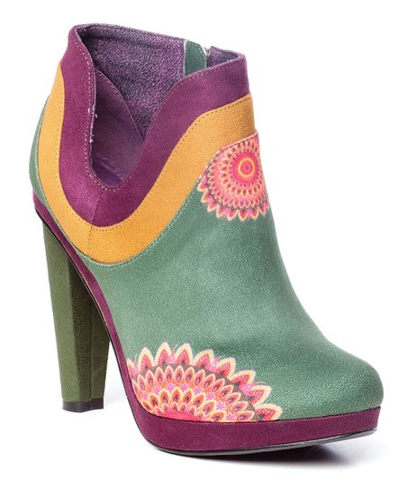 Naranja Alicante Ankle Boot