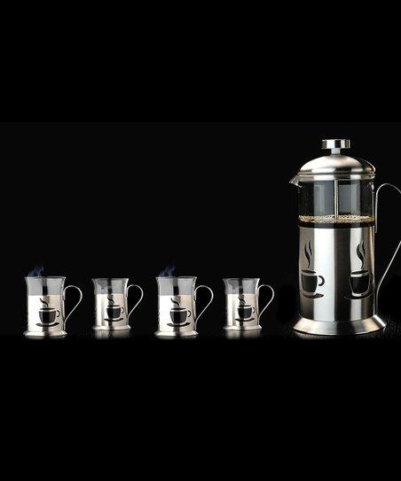 Five-Piece Coffee Set