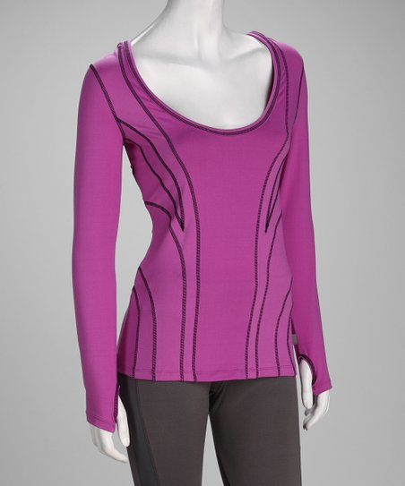 Sugar Plum Hypnotic Hoodie - Women & Plus