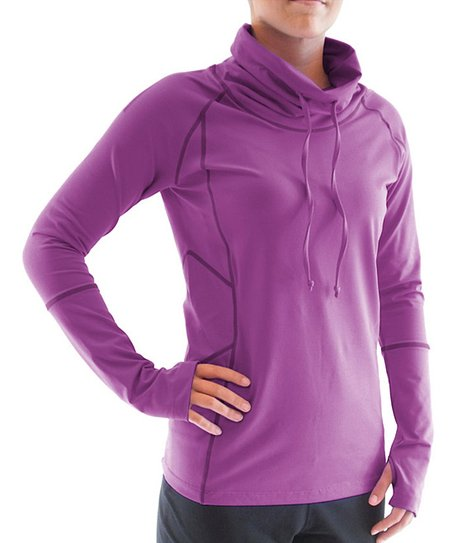 Sugar Plum Desire Cowl-Neck Top - Women & Plus