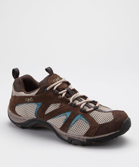 Brown Outdoor Lo Light Hiking Shoe
