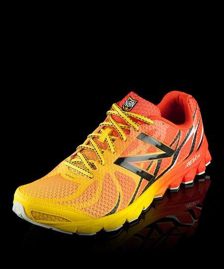 Yellow 3190 Running Shoe - Men